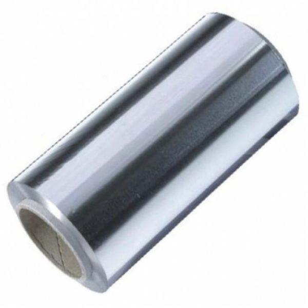 Фольга Бриз парикмахерская серебро 12 мк 50 м