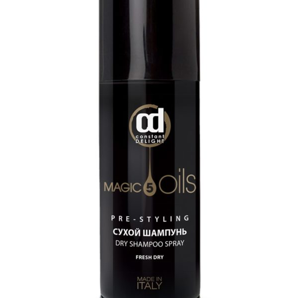 Сухой шампунь Constant Delight Magic Oil Dry shampoo 100 мл