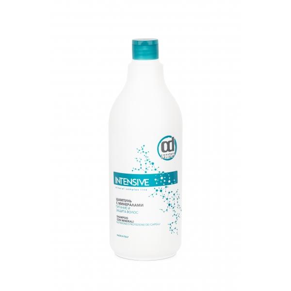 Шампунь Constant Delight с минералами питание и защита волос 1000 мл