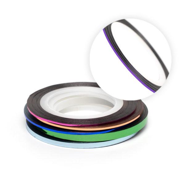 Нити RuNail № 01 фиолетовые