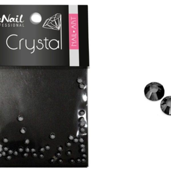 Стразы RuNail Crystal 1,5 мм черные 50 шт